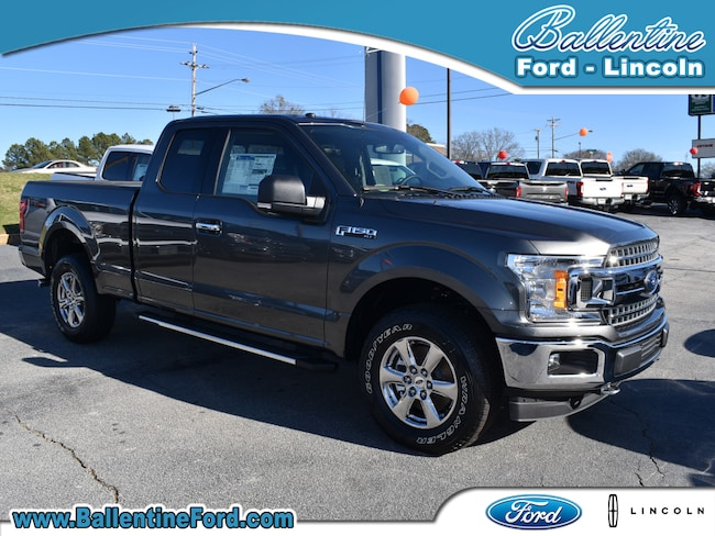 2018 Ford F-150 XLT 4x4 XLT  SuperCab 8 ft. LB