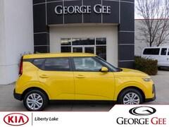 NEW 2020 Kia Soul LX Hatchback for sale in Liberty Lake, WA