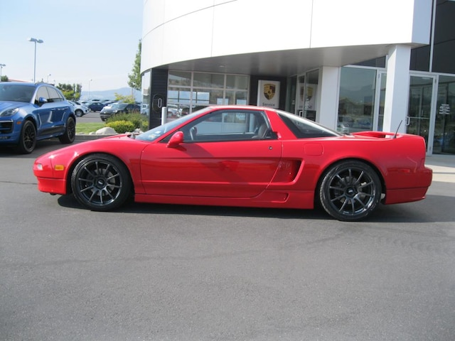 used 1996 acura nsx-t open top for sale in liberty lake, wa   vin