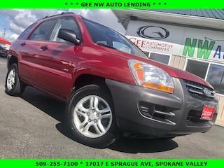 Used 2008 Kia Sportage LX V6 SUV KNDJE723387483976 for sale in Liberty Lake, WA