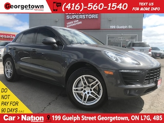 2015 Porsche Macan S | AWD | PANO ROOF | NAVI | CAM | LEATHER | BOSE SUV