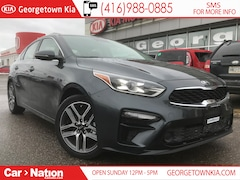 2019 Kia Forte EX LIMITED | $184 BI-WEEKLY | LOADED | Sedan