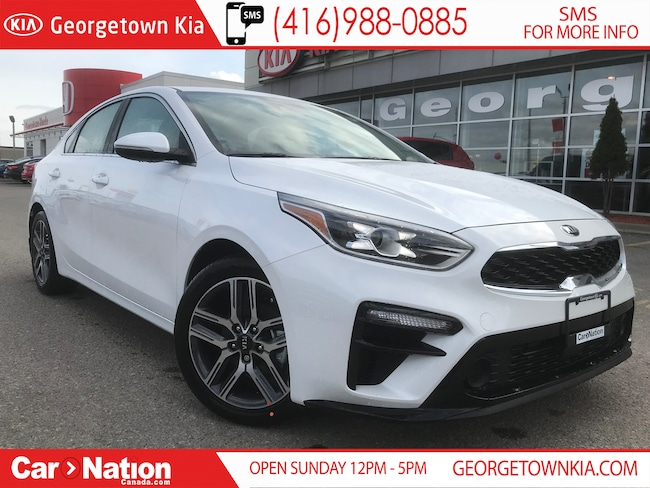 2019 Kia Forte EX LIMITED | $184 BI-WEEKLY | LOADED |