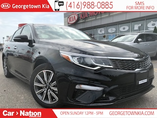2019 Kia Optima EX TECH | $214 BI-WEEKLY | NAVIGATION | Sedan