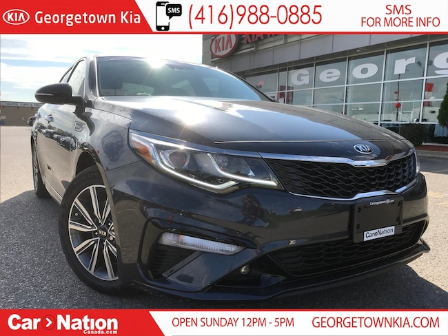 2019 Kia Optima EX | $189 BI-WEEKLY | LEATHER |