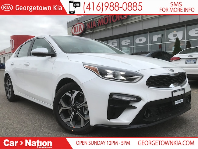 2019 Kia Forte EX | $139 BI-WEEKLY | BRAND NEW REDESIGN |