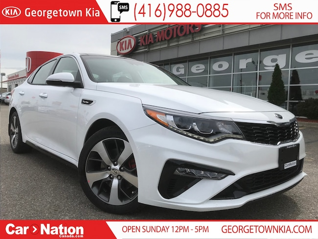 2019 Kia Optima SX | $229 BI-WEEKLY | TURBO | LOADED |