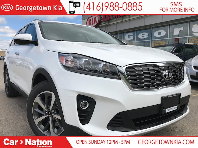 2019 Kia Sorento EX V6 | LOADED | $233 BI-WEEKLY | LEATHER |