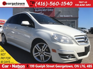 2009 Mercedes-Benz B-Class 200 Turbo | 6 SPEED MT | PANO ROOF | LEATHER TRIM Hatchback