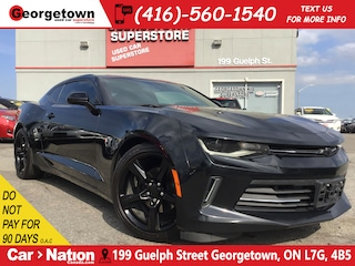 2017 Chevrolet Camaro RS  2LT | NAVI | LEATHER | CAMERA | 2.0L Coupe