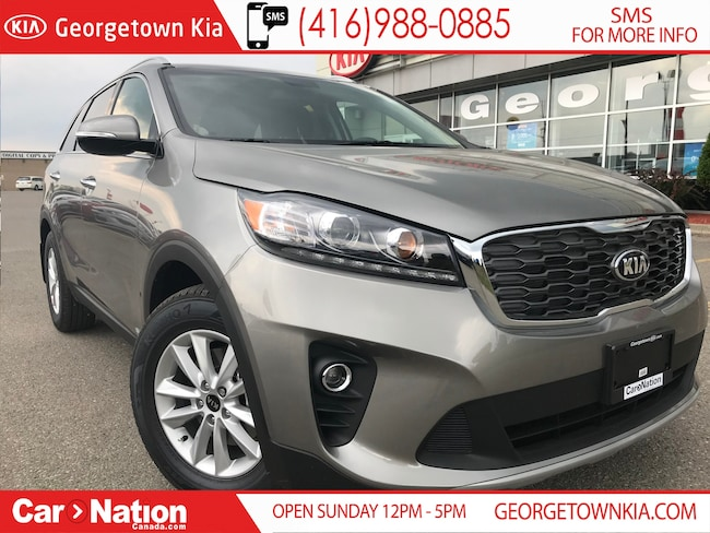 2019 Kia Sorento EX | LOADED | $199 BI-WEEKLY | LEATHER | 7 PASS