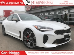 2019 Kia Stinger GT LIMITED | TOP OF THE LINE | $327 BIWEEKLY |