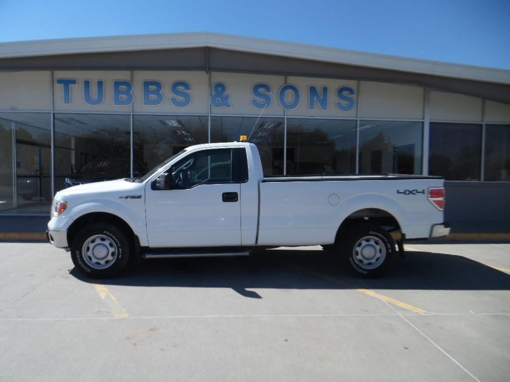 2011 Ford F-150 XLT Truck Regular Cab