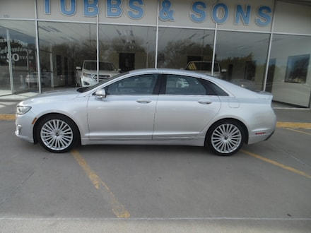 Used 2017 Lincoln MKZ Reserve Sedan for Sale in Colby, KS