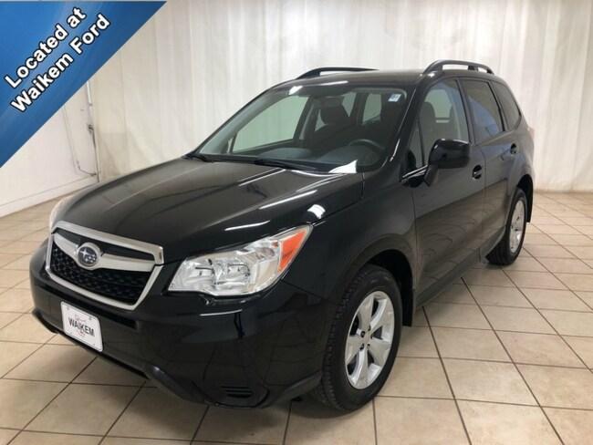Used 2016 Subaru Forester 2.5i Premium SUV for sale in Massillon, OH