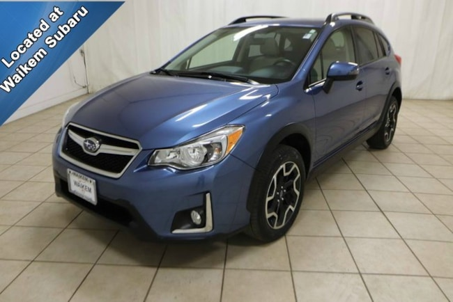 Certified Pre-Owned 2016 Subaru Crosstrek 2.0i Limited SUV for sale in Massillon, OH