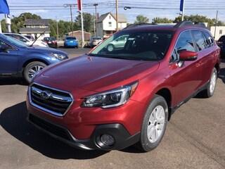 Used 2019 Subaru Outback 2.5i Premium SUV 4S4BSAHC1K3229422 for sale in Massillon, OH