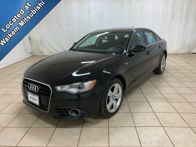 Used 2012 Audi A6 3.0 Premium Plus Sedan for sale in Massillon, OH