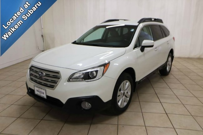 Certified Pre-Owned 2017 Subaru Outback 2.5i Premium with SUV for sale in Massillon, OH
