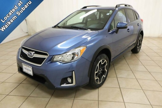 Certified Pre-Owned 2017 Subaru Crosstrek 2.0i Limited SUV for sale in Massillon, OH