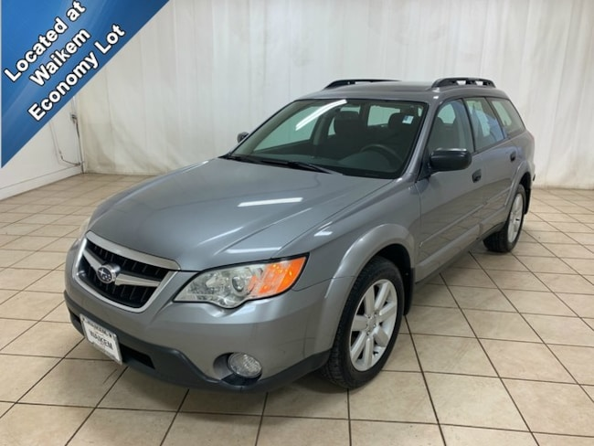 Used 2009 Subaru Outback 2.5i Special Edition Wagon for sale in Massillon, OH