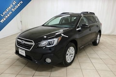 Used 2018 Subaru Outback 2.5i Premium with SUV 4S4BSAFC2J3366175 for sale in Massillon, OH
