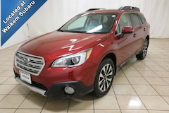 Used 2016 Subaru Outback 2.5i Limited SUV 4S4BSBNC1G3295776 for sale in Massillon, OH