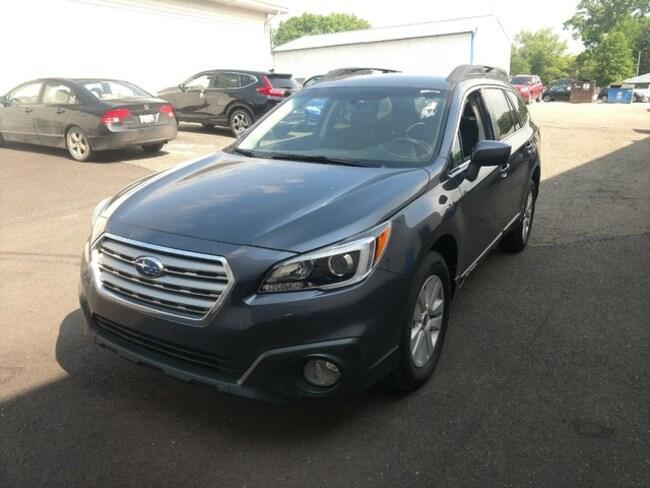 Used 2017 Subaru Outback 2.5i Premium with SUV for sale in Massillon, OH