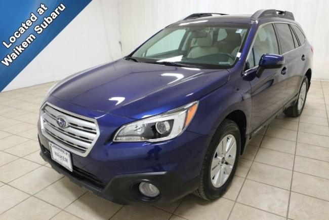 New 2016 Subaru Outback 2.5i Premium SUV for sale in Massillon, OH