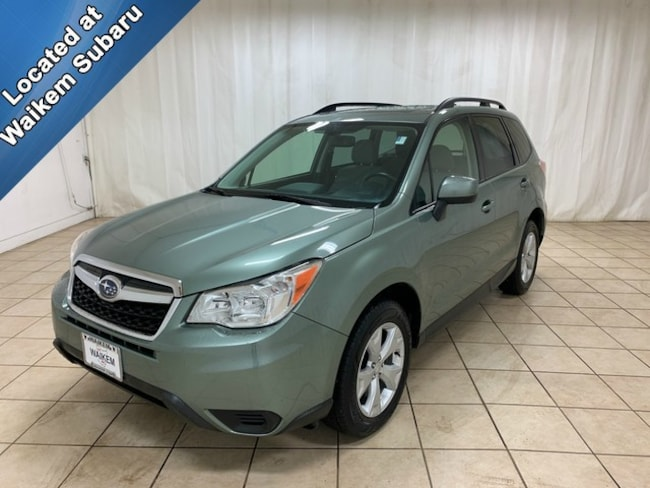 Used 2016 Subaru Forester 2.5i Premium SUV for sale in Massillon, OH