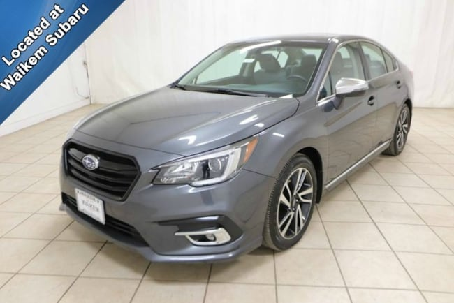 Certified Pre-Owned 2019 Subaru Legacy 2.5i Sport Sedan for sale in Massillon, OH