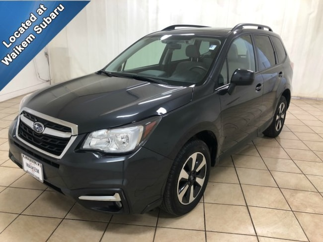 Certified Pre-Owned 2017 Subaru Forester 2.5i Premium SUV for sale in Massillon, OH