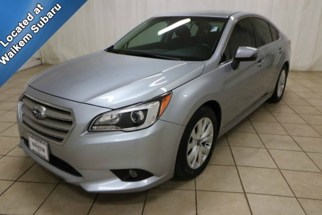 Certified Pre-Owned 2017 Subaru Legacy 2.5i Premium Sedan for sale in Massillon, OH