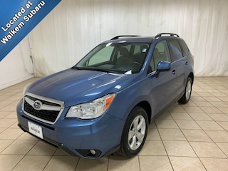Used 2016 Subaru Forester 2.5i Limited SUV JF2SJAHC8GH539506 for sale in Massillon, OH