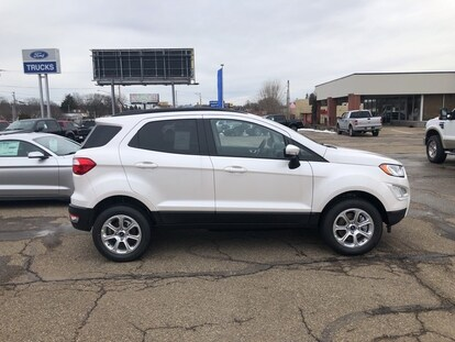 New 2019 Ford Ecosport For Sale At George Waikem Ford Inc