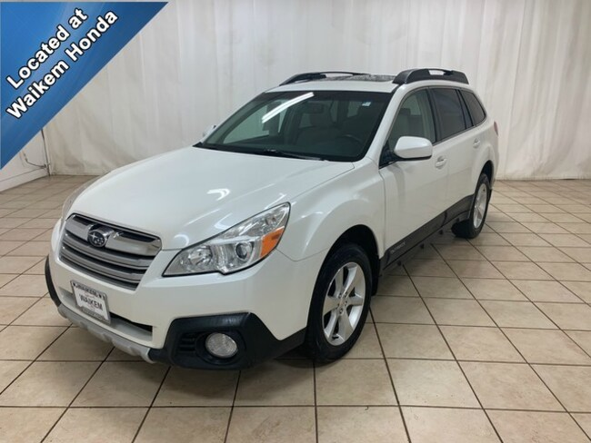 Used 2013 Subaru Outback 2.5i Limited (CVT) SUV for sale in Massillon, OH