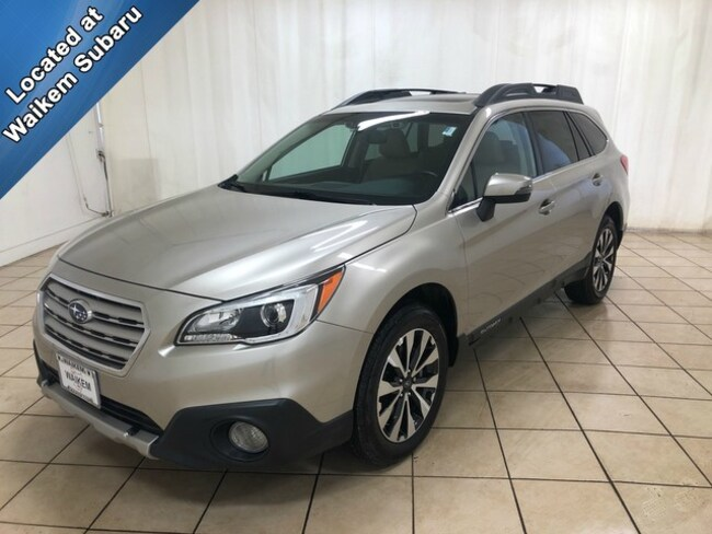 Certified Pre-Owned 2016 Subaru Outback 2.5i Limited SUV for sale in Massillon, OH