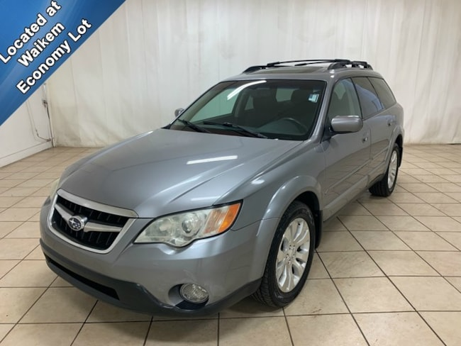Used 2009 Subaru Outback 2.5i Limited Wagon for sale in Massillon, OH