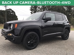 New 2018 Jeep Renegade UPLAND 4X4 Sport Utility Statesboro