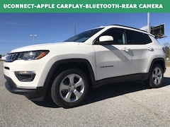 New 2019 Jeep Compass LATITUDE FWD Sport Utility Statesboro