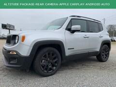 New 2018 Jeep Renegade ALTITUDE 4X2 Sport Utility Statesboro