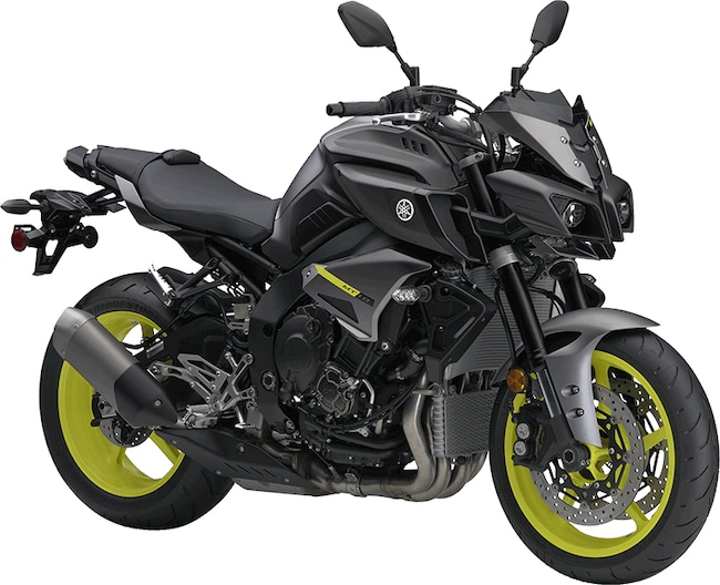New 2018 yamaha mt 10 for sale victoria harbour on for Yamaha policy