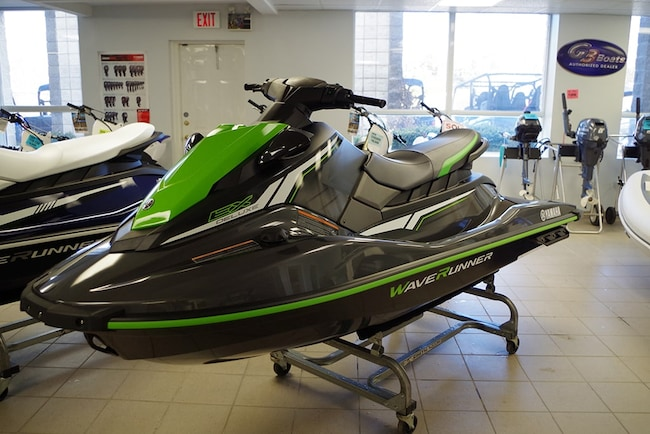 2018 YAMAHA EX Deluxe  - 1.89% / 48 months!