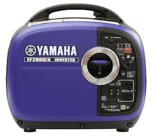 2017 YAMAHA EF2000is