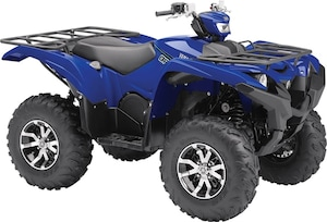2018 YAMAHA Grizzly EPS -