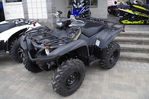 2018 YAMAHA Grizzly EPS Finance Rates as low as