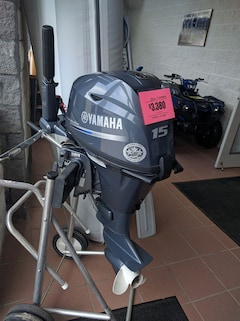 2017 YAMAHA F15 SMHA