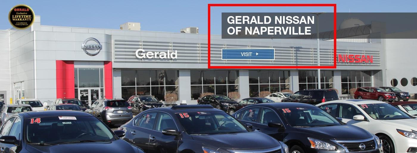 Gerald Subaru Naperville >> Chicago New & Used Car Dealership   Nissan, Subaru ...