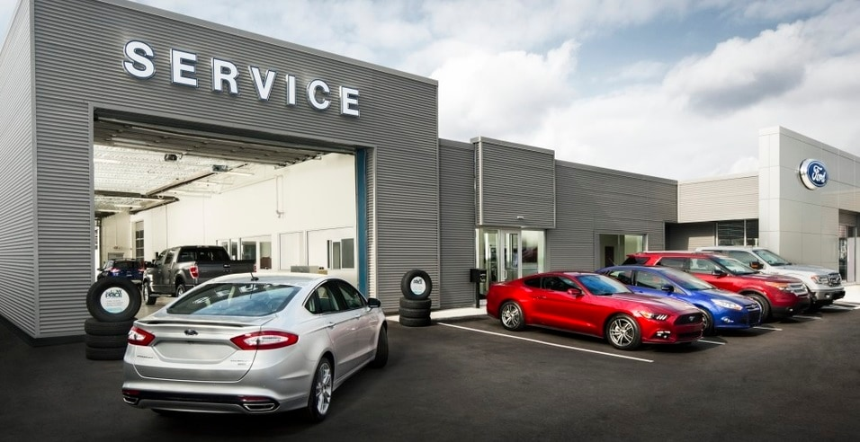 Ford Service and Repair in North Aurora, IL