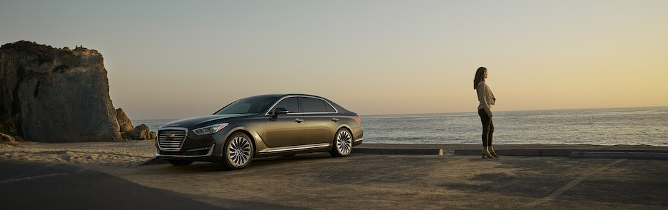 Genesis G90 5.0 Ultimate Chicago